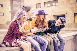 En la adolescencia la amistad se encumbra al máximo nivel